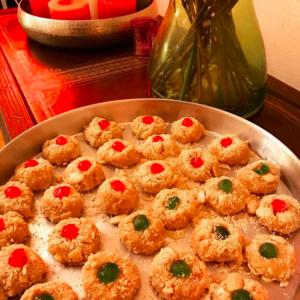 mchewek algerijnse koekjes